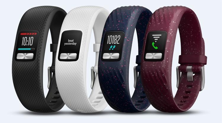 Garmin vivofit 4 : un bracelet d'activité avec plus d'un an d'autonomie