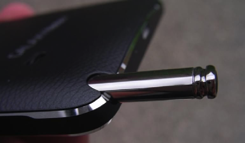 Stylet S Pen de Samsung, allez voir le mode d'emploi !