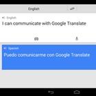 Google Traduction :  la mise � jour pr�voit d'int�grer Word Lens