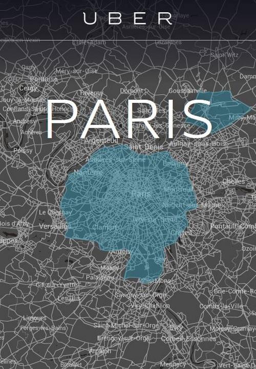 Google Maps : Uber ne plaît pas à tout le monde