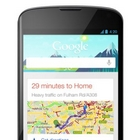 Google Now affiche les cartes des applications tierces