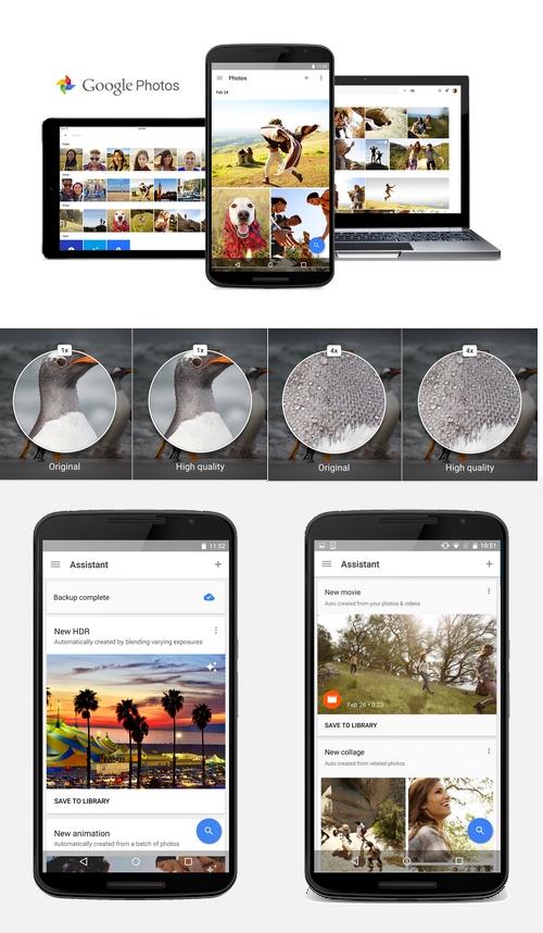 Désinstaller Google Photos ne suffit pas pour arrêter la synchronisation automatique