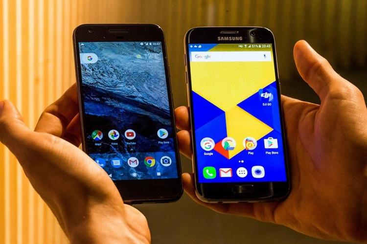 Samsung serait victime de méthodes anticoncurrentielles de la part de Google