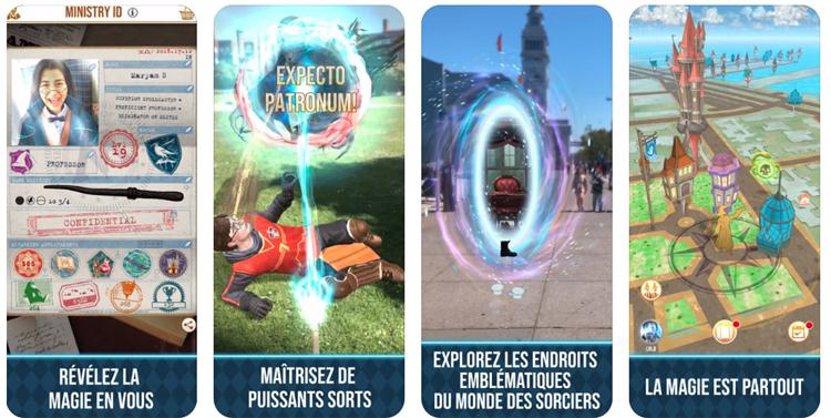 Harry Potter : Wizards Unite est disponible en France
