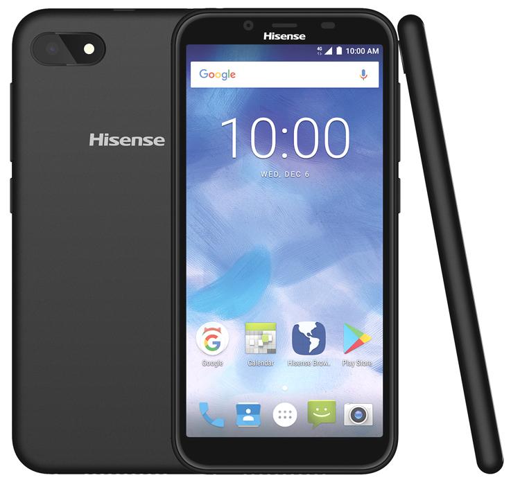 Hisense lance sa nouvelle gamme de smartphones : les infinity Screen