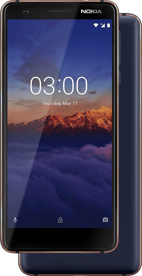 HMD Global annonce l'arrivée du nouveau Nokia 3.1
