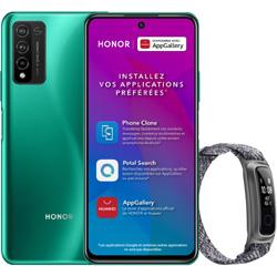 Honor 10X Lite : bonne autonomie et quad cam pour moins de 200 euros