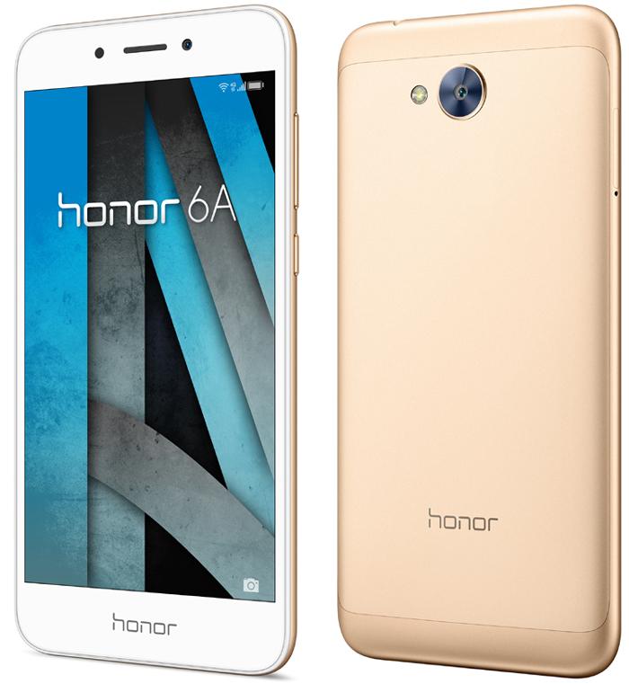 Honor lance le remplaçant du 5A : le Honor 6A