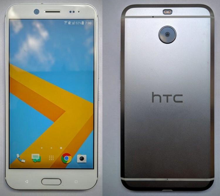 HTC Bolt : le premier terminal avec Nougat chez HTC est dévoilé avant le lancement officiel
