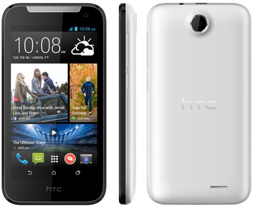 HTC Desire 310 : un smartphone d'entrée de gamme