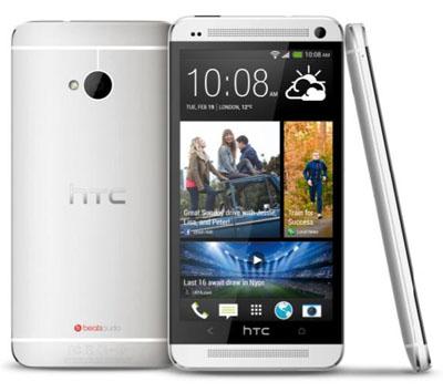 HTC dévoile son nouveau HTC One