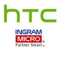HTC et Ingram Micro signent un accord pour la distribution de ses smartphones