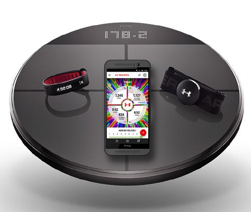 HTC lance un package d'objets connectés dédié au sport
