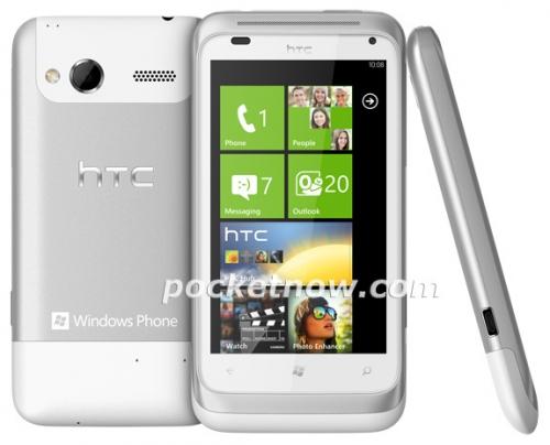 HTC Omega : les premières fuites d'informations font surface sur le net