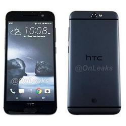 Le HTC One A9 subit d�j� des critiques pour sa trop forte ressemblance � l'iPhone 6