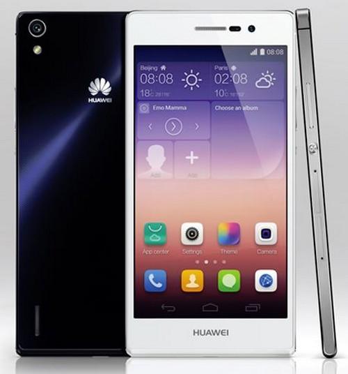 Huawei Assend P7 : à l'assaut du marché Européen