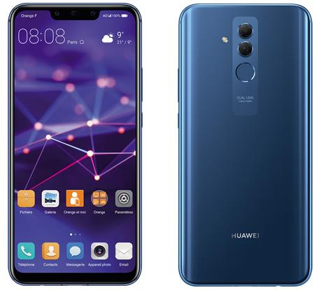 Huawei poursuit son cap vers l'intelligence artificielle avec le Mate 20 lite