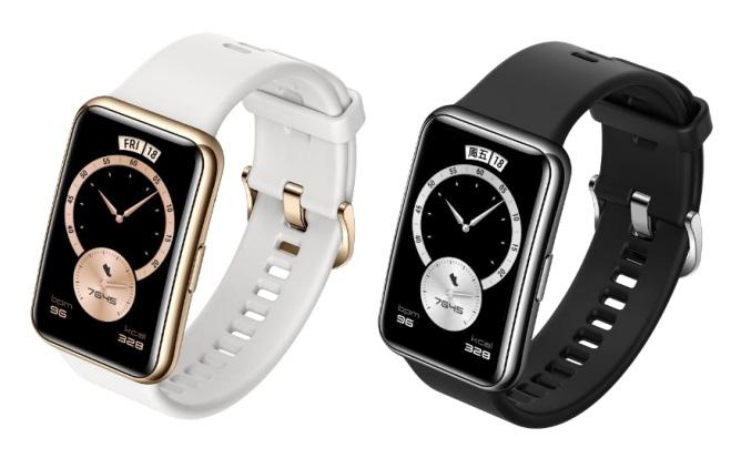 Huawei Watch Fit Elegant Edition, une montre connectée esthétique destinée au monde du sport