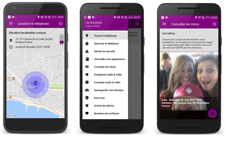 Igboya, une application qui permet de prendre le contrôle de son smartphone à distance par SMS