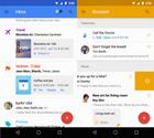 Inbox est optimis� pour les tablettes Android et l'iPad
