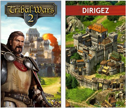 Tribal Wars 2 est désormais disponible sur iOS