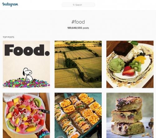 Instagram ajoute un moteur de recherche à la version web du site