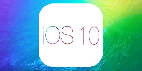Les annonces d'Apple concernant iOS 10