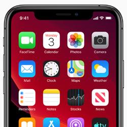 iOS 13 passe du côté obscur avec le nouveau mode sombre