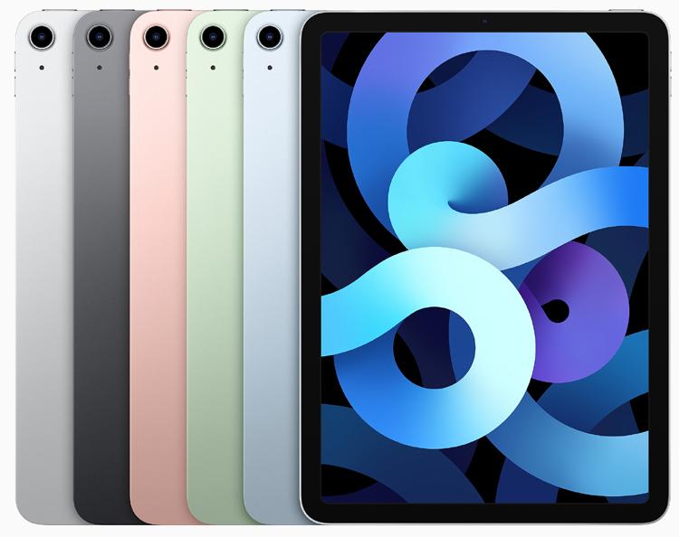 iPad Air 4 : un nouveau design et un processeur plus puissant