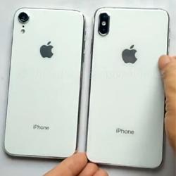 iPhone 2018 : leur design est dévoilé dans deux nouvelles vidéos