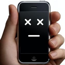 iPhone : un bug dans iOs bloque tout accès à la messagerie