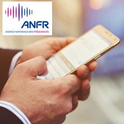 """L'ANFR publie les premières mesures de DAS """" membres """" des 27 téléphones portables commercialisés en France"""