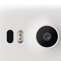 L'appareil photo du Nexus 5X : la tête en bas et les pieds en haut