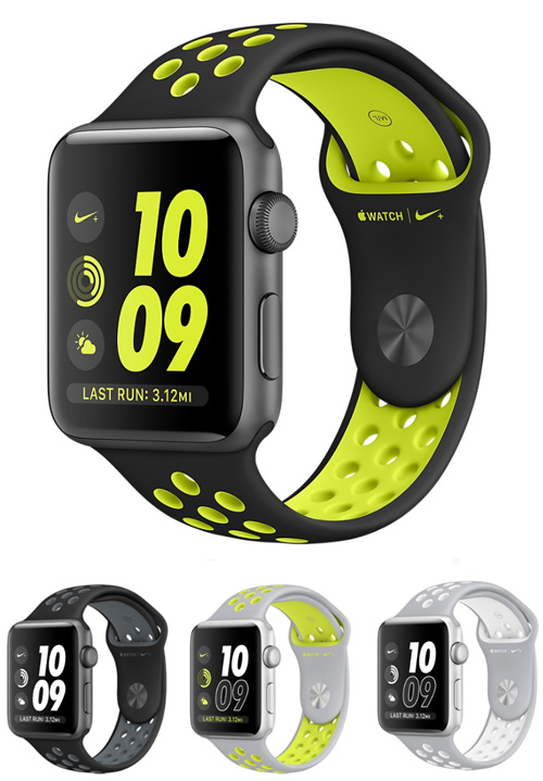 L'Apple Watch Nike+  sera disponible le vendredi 28 octobre