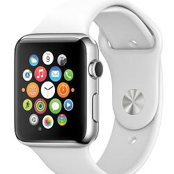 L'apple Watch leader sur le marché