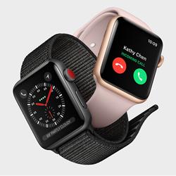 L'Apple Watch Series 3 est disponible en France