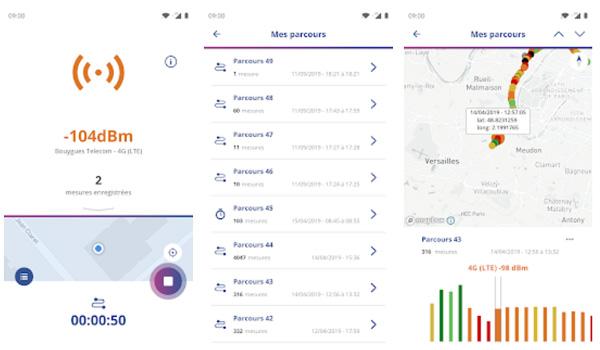 L'application de l'ANFR permet désormais de connaître le DAS de son smartphone