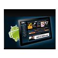 L'application FilmoTV intégrée dans le Video Hub des Galaxy Tab de Samsung