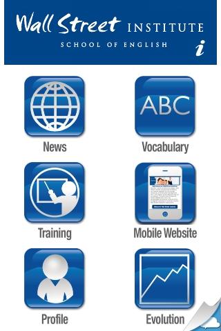 L'application iPhone Wall Street Institute : l'anglais à portée de main
