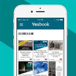 Yesbook propose une sélection initiale de 32 oeuvres en version originale
