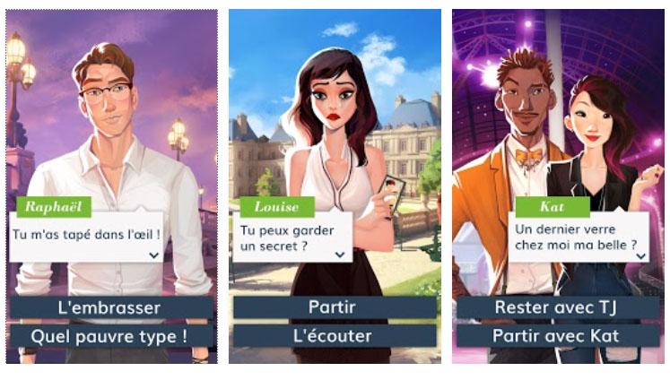City of Love: Paris : une aventure interactive à Paris