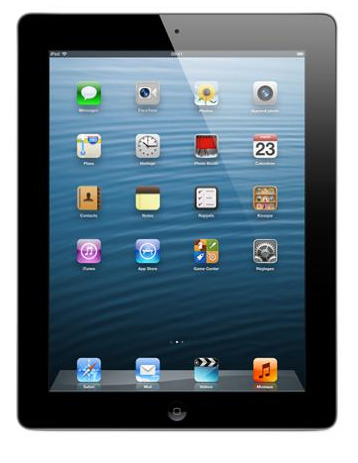 L'iPad avec écran Retina remplace l'iPad 2