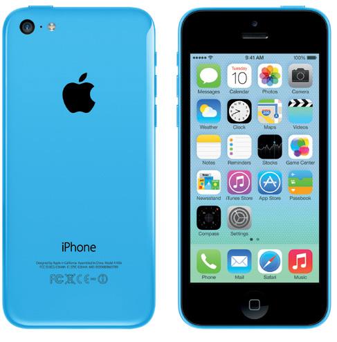 L'iPhone 5C 8 Go débarque chez SFR