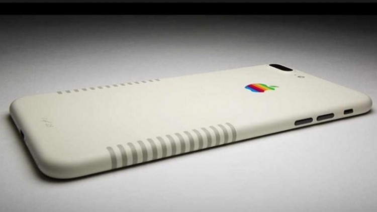 iPhone 7 Plus Retro Edition: un design personnalisé et un prix très élevé