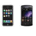 L'iPhone, mieux que le Blackberry Storm pour les utilisateurs américains ?