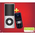 L'iPod nano 8 Go et le Nokia 1209 à 1 euro chez Simplicime