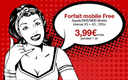 l 39 offre promotionnelle de free 3 99 est prolong e. Black Bedroom Furniture Sets. Home Design Ideas