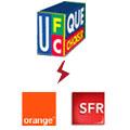 L'UFC attaque en justice Orange et SFR pour pratiques commerciales trompeuses sur leurs offres internet illimitées