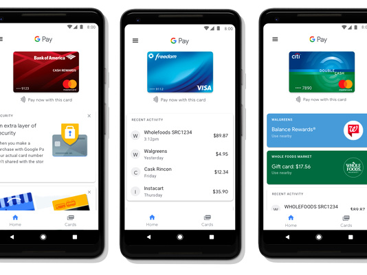 Bientôt en France via Banque Populaire / Caisse d'Epargne — Google Pay