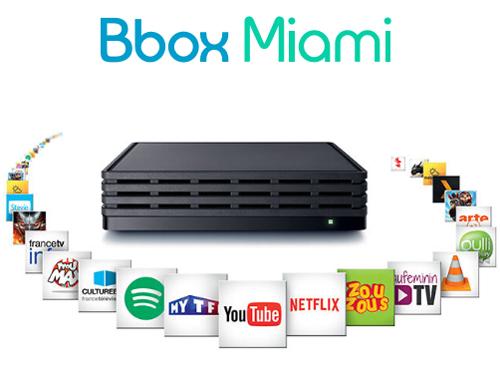 La Bbox Miami de Bouygues Telecom comprend désormais Android TV